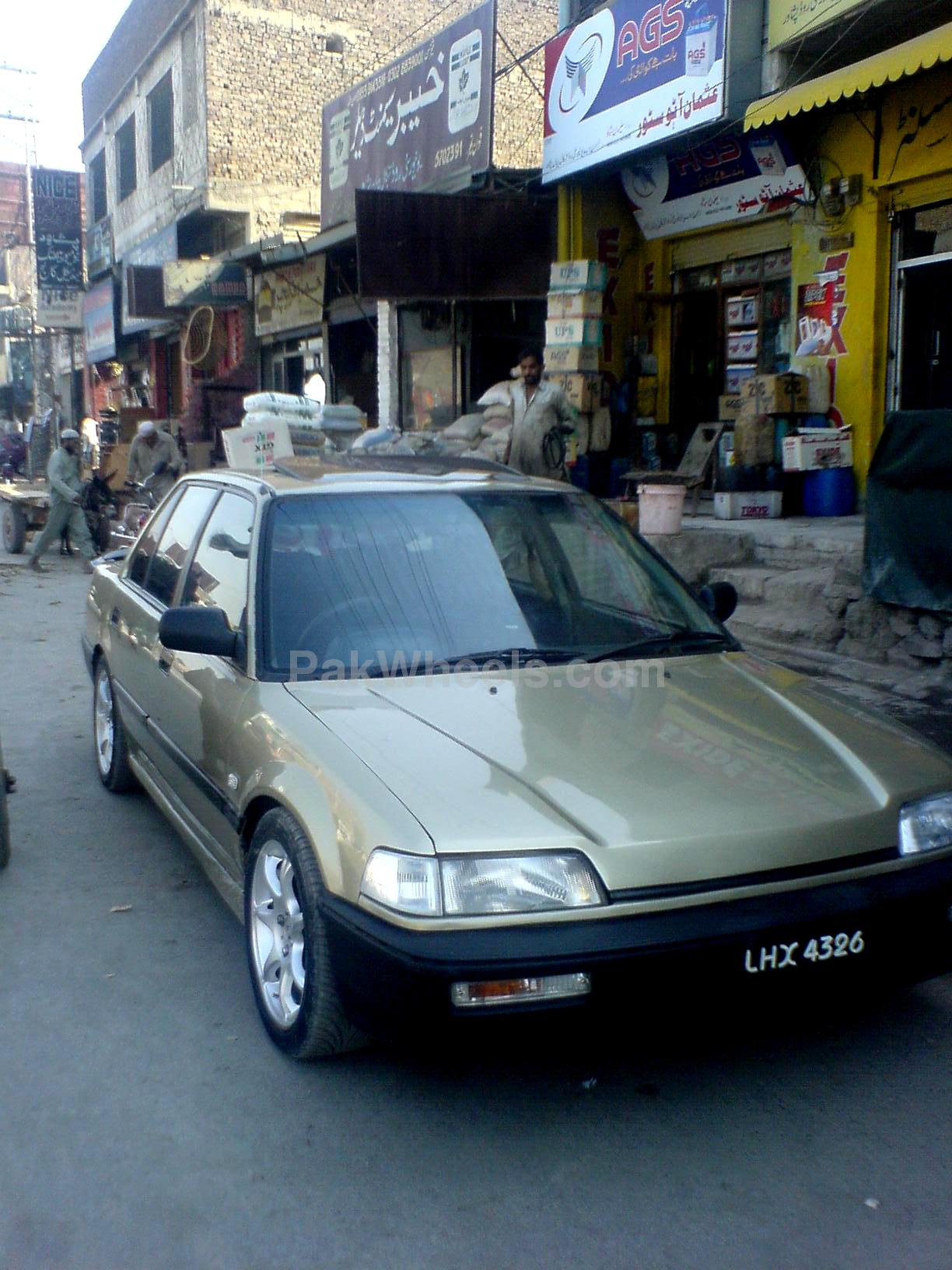 Kelebihan Kekurangan Honda Civic 1988 Spesifikasi