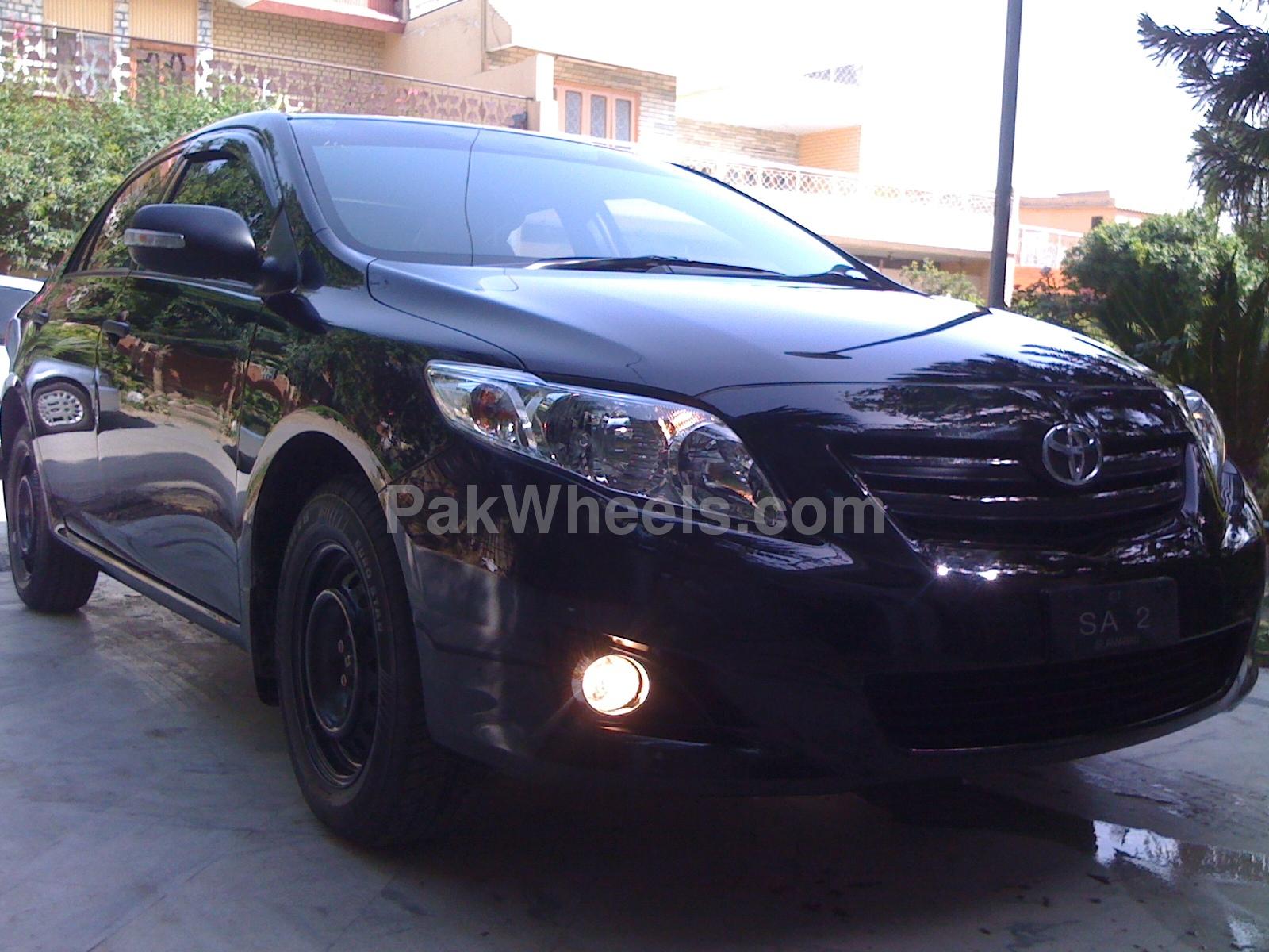 Toyota Corolla - 2010 Blaster Image-1