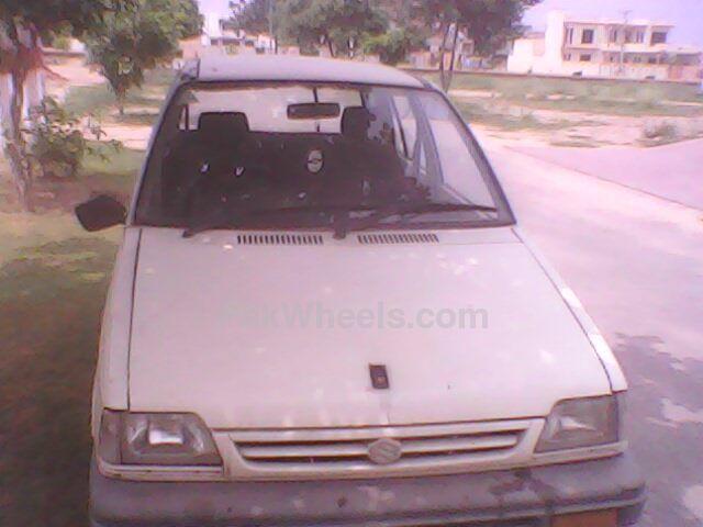 Suzuki Mehran - 1992 Mehran Image-1