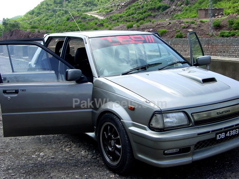 Toyota Starlet - 1986 Road Runner Image-1