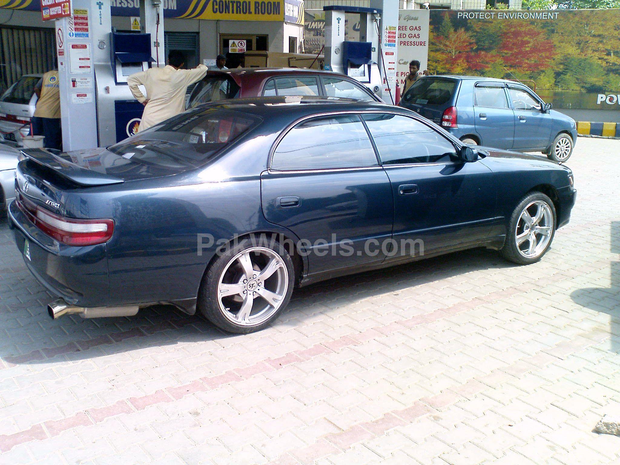 Toyota Chaser - 1996 Drift King Image-1