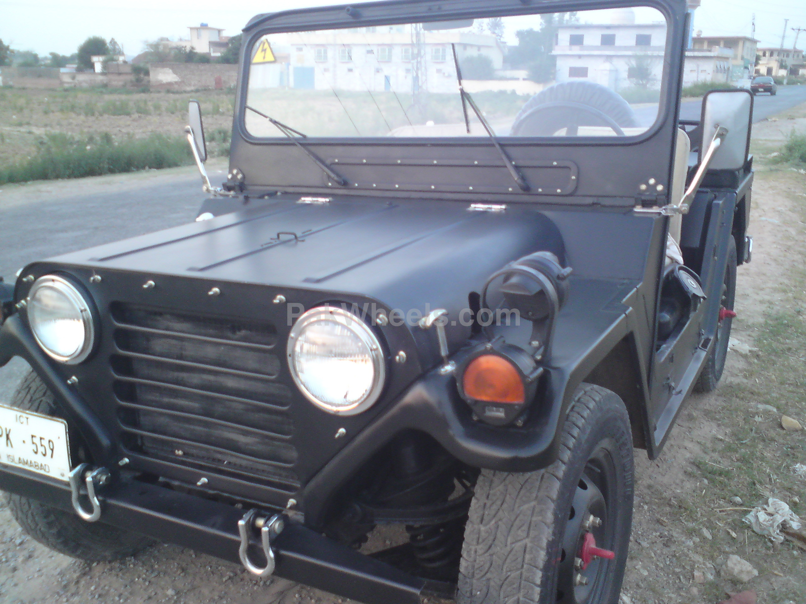 Jeep Other - 1987 mutt Image-1