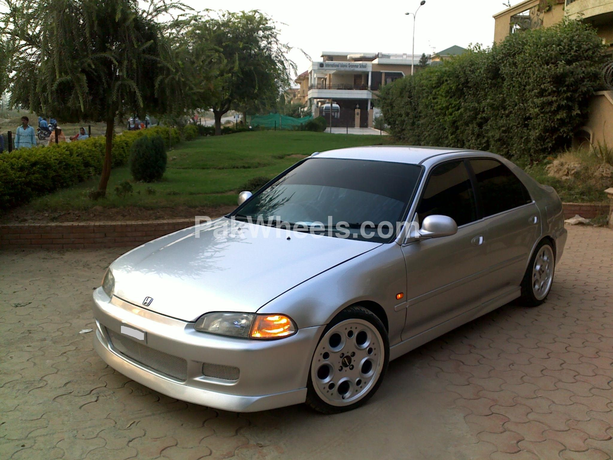 honda civic 1995 of mudasr1 member ride 14435 pakwheels. Black Bedroom Furniture Sets. Home Design Ideas