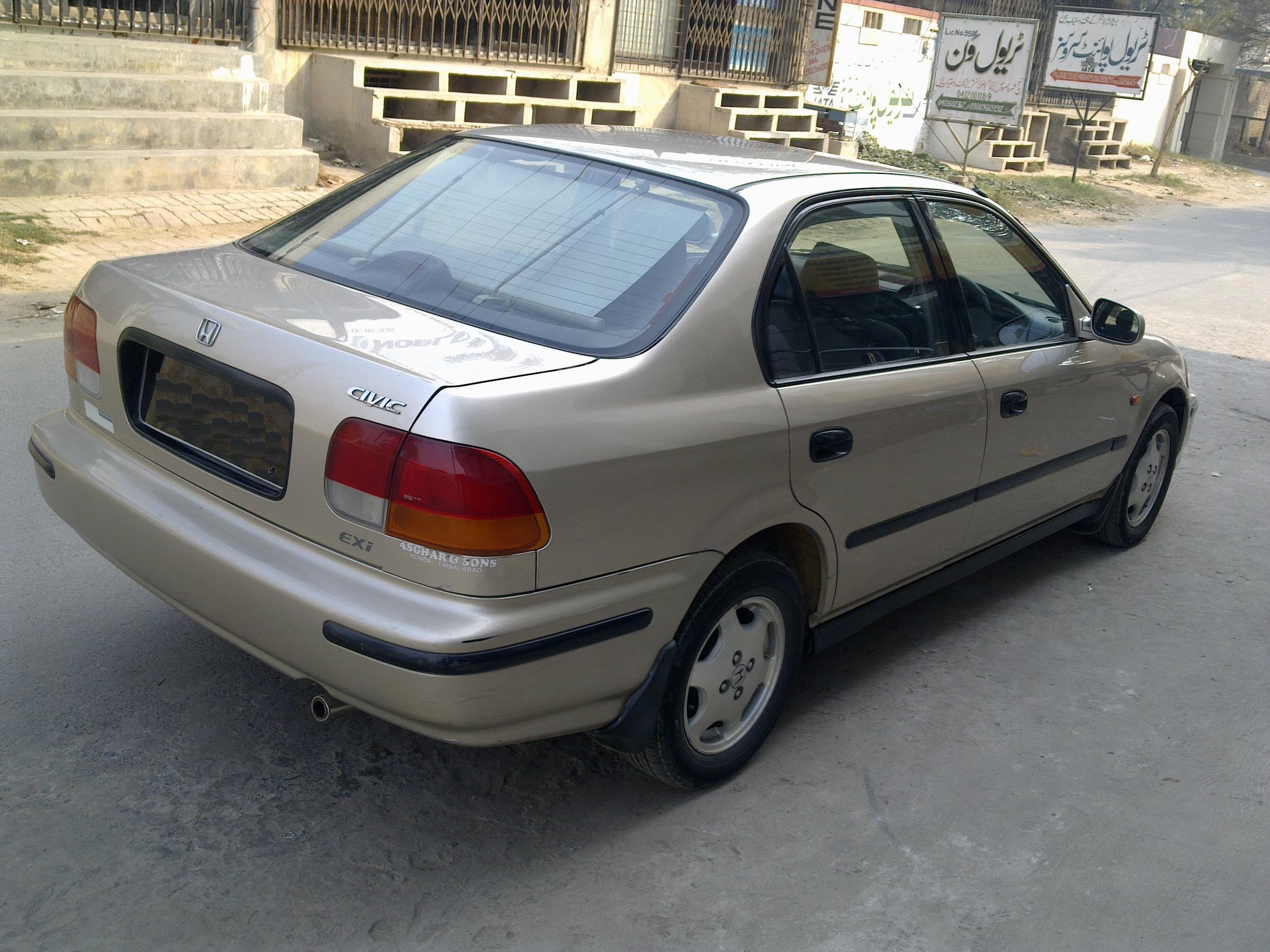 Kelebihan Kekurangan Honda 1998 Top Model Tahun Ini