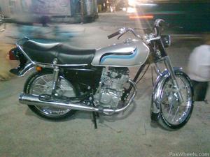 Honda CG 125 - 2003