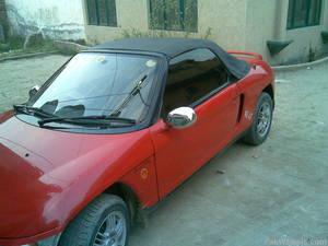 Honda Beat - 1992