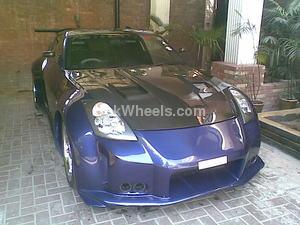 Nissan Z Series - 2003