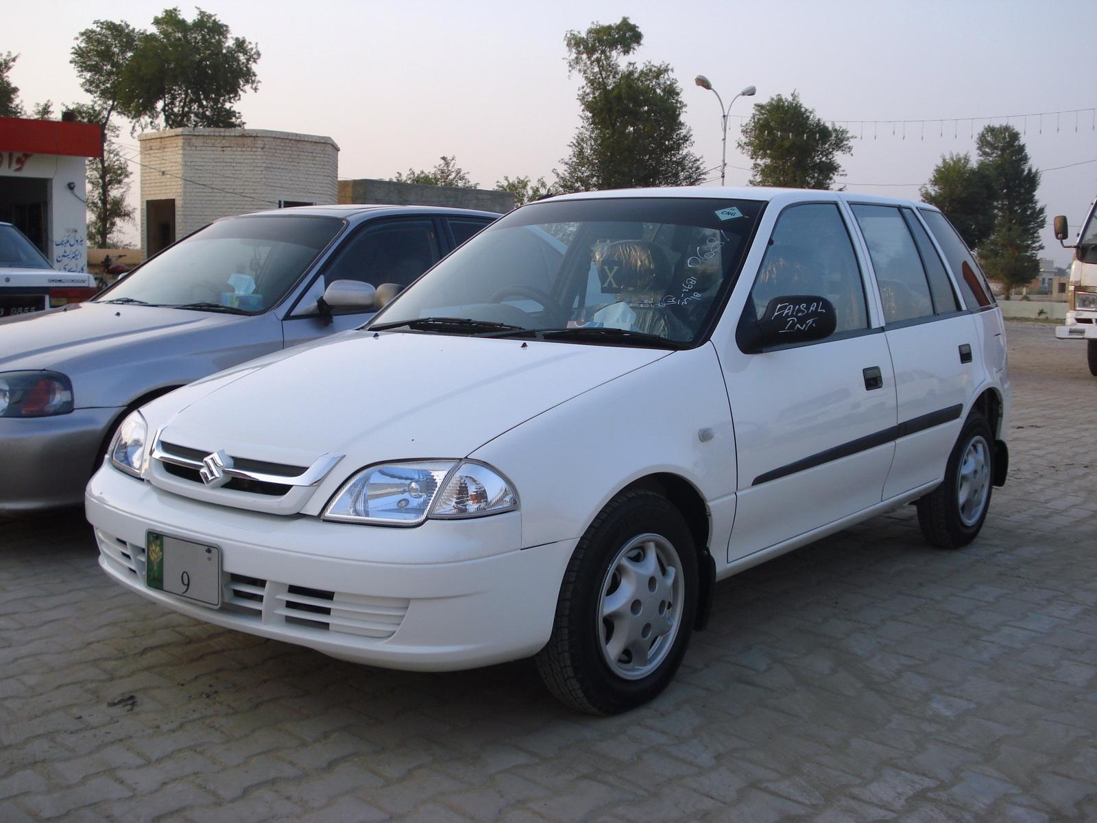 Suzuki Cultus 2010 Of Tahagamer