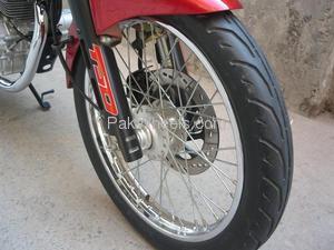 Ravi-Piaggio Storm-125 Euro II bike - Slide ravi piaggio 2009 800583