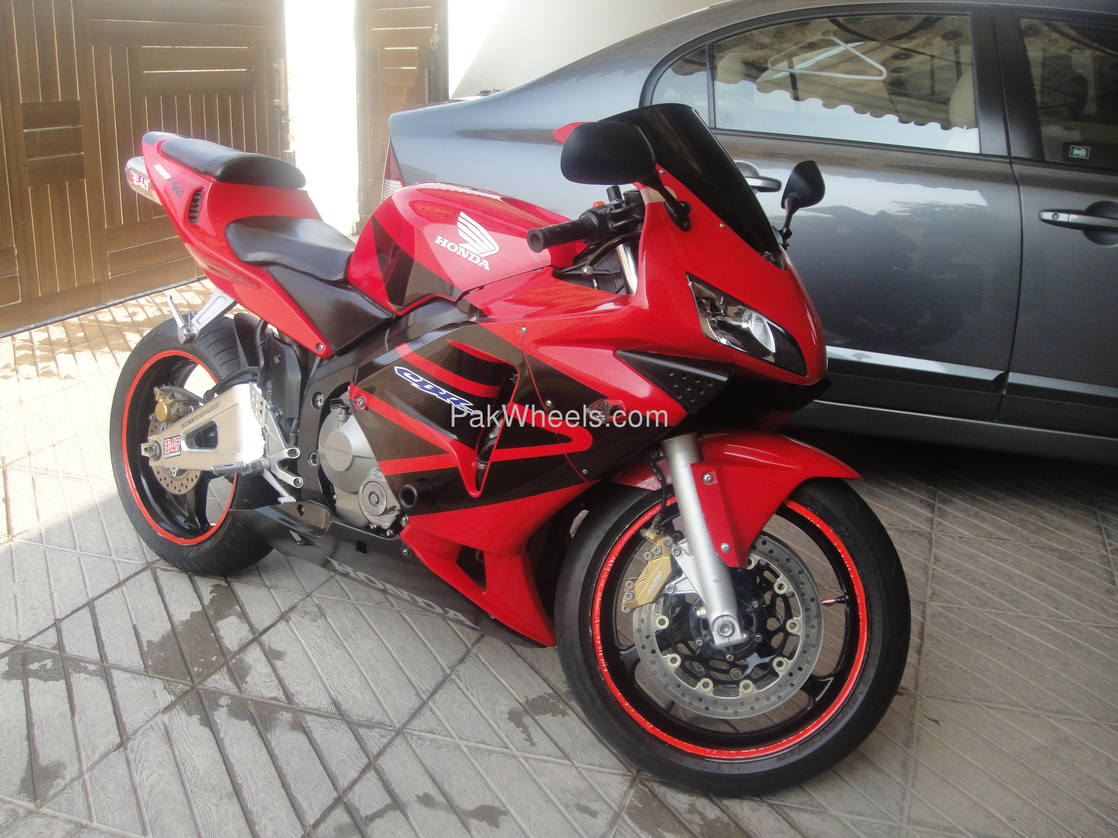 used honda cbr 600rr 2004 bike for sale in islamabad 94250 pakwheels. Black Bedroom Furniture Sets. Home Design Ideas