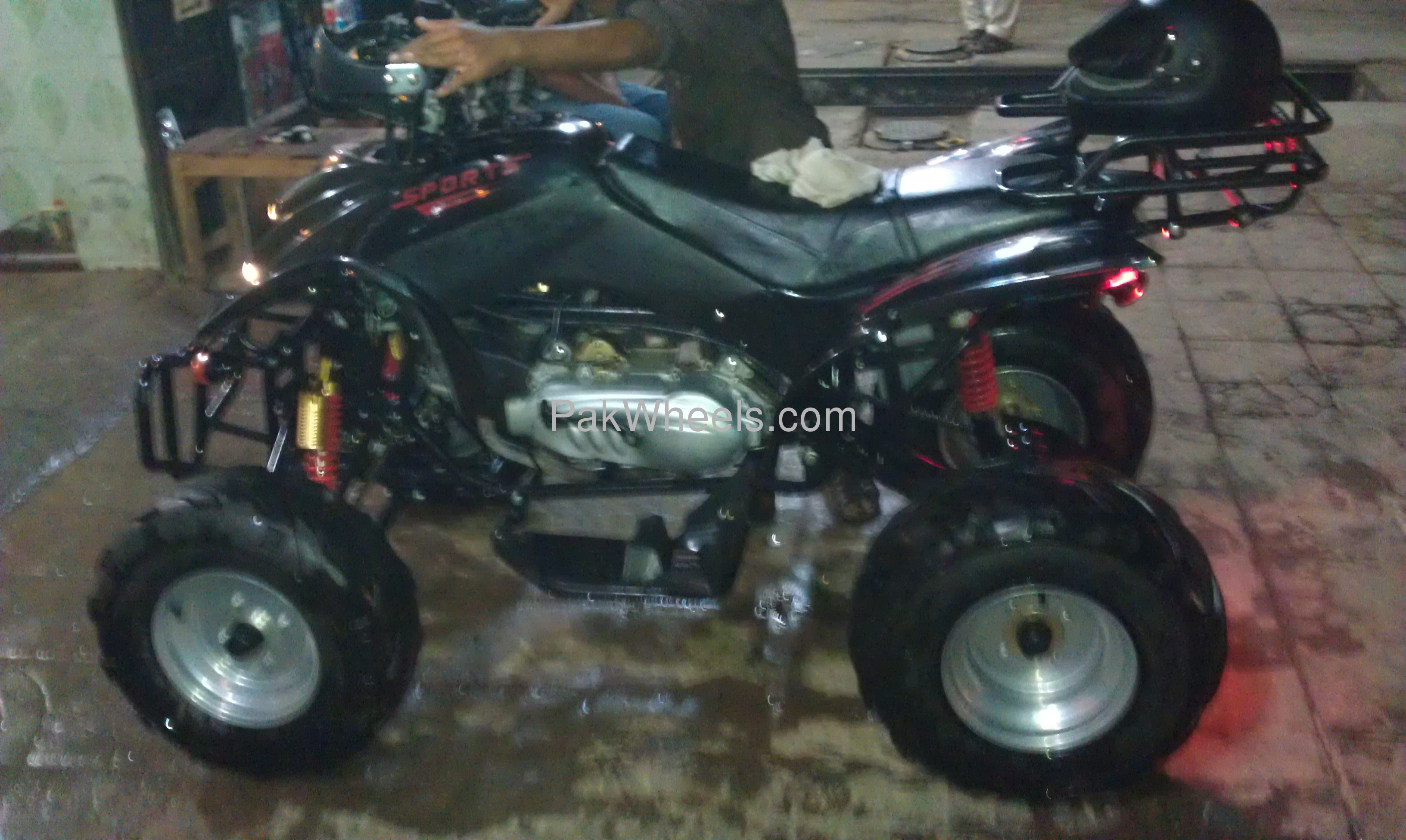 Used yamaha atv blaster 2011 bike for sale in lahore for Yamaha atv for sale used
