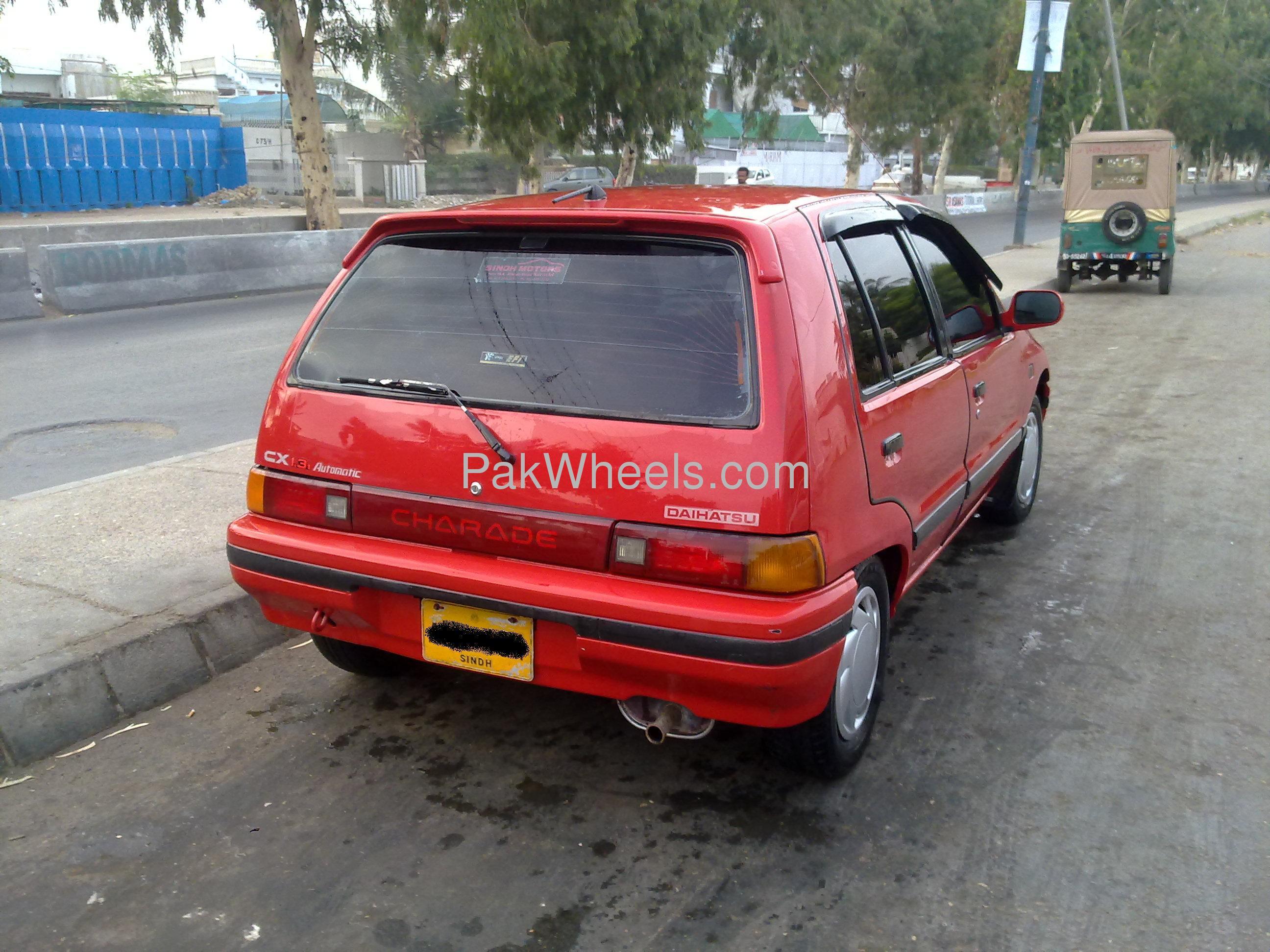 Daihatsu charade 2006 for sale in karachi pakwheels daihatsu charade 2006 vanachro Choice Image
