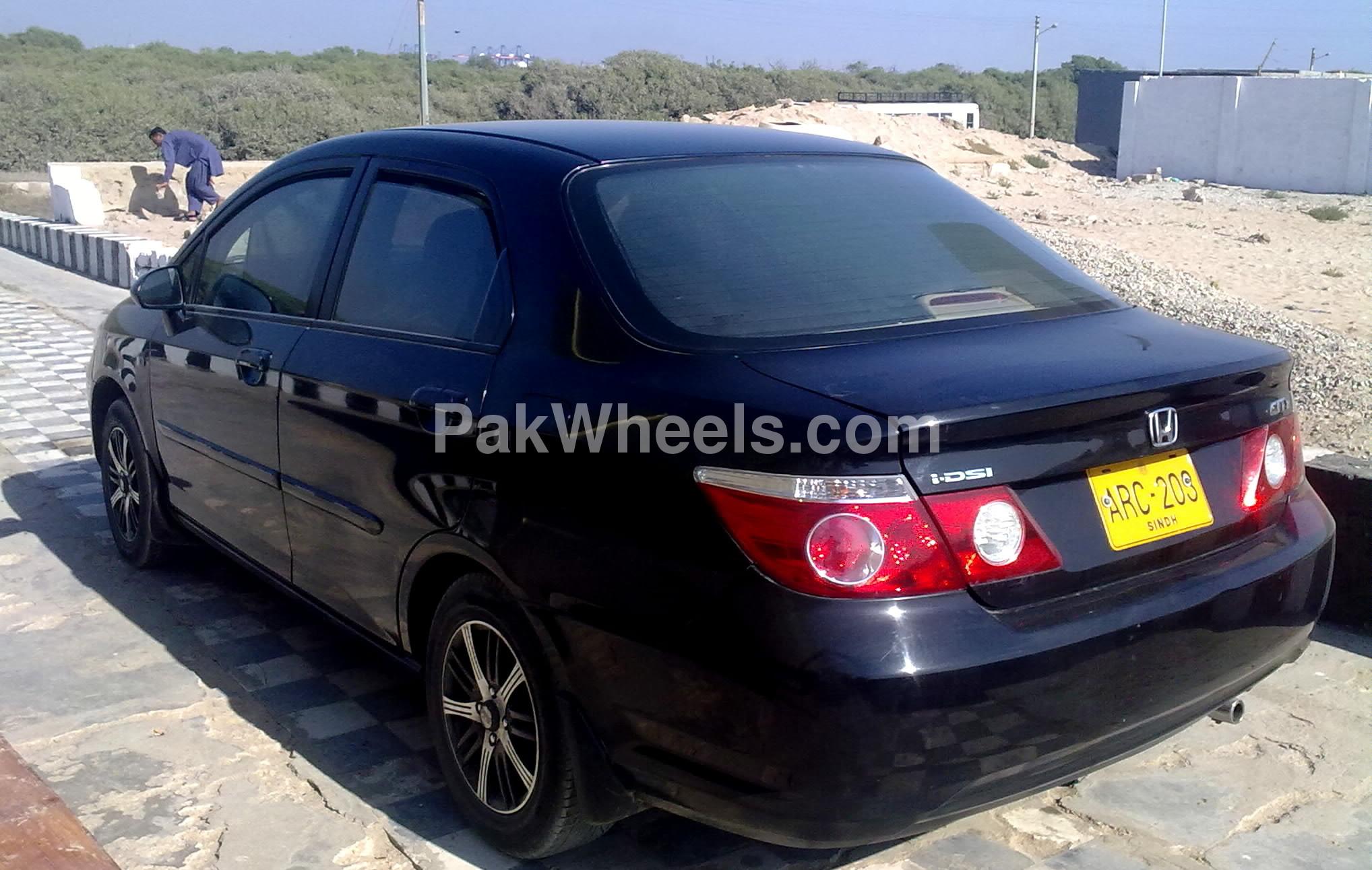 Used Honda City i-DSI 2008 Car for sale in Karachi ...