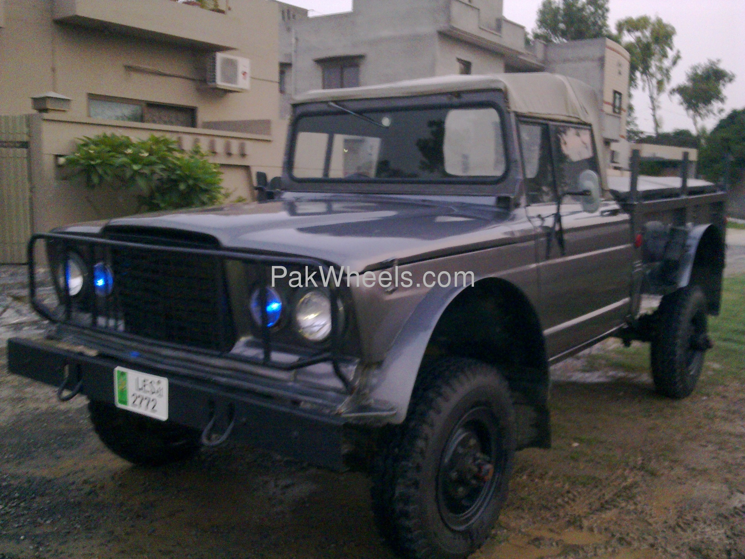 Used Cars Jeeps In Pakistan