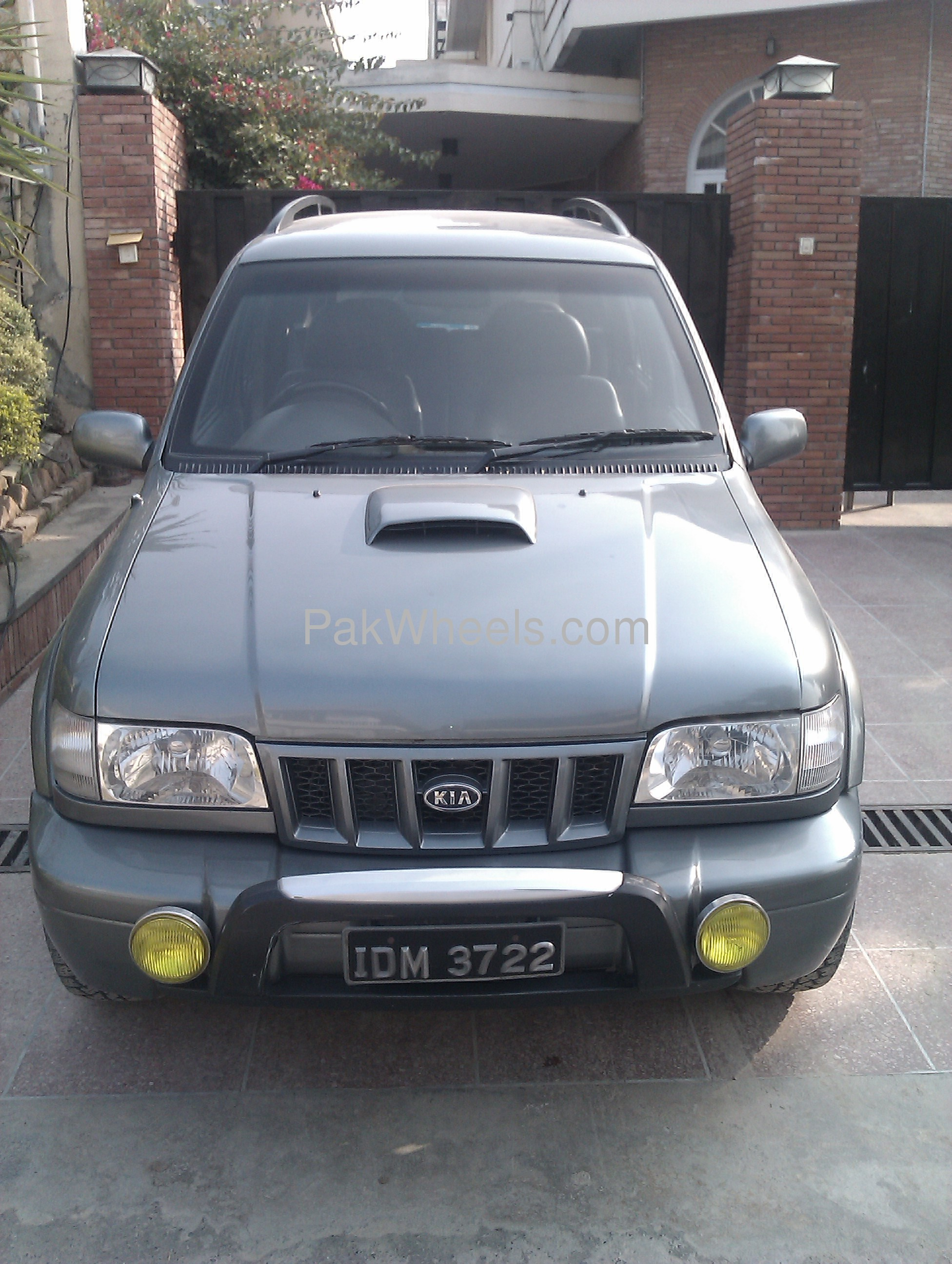 kia sportage 2 0 lx 4x4 2005 for sale in islamabad pakwheels. Black Bedroom Furniture Sets. Home Design Ideas