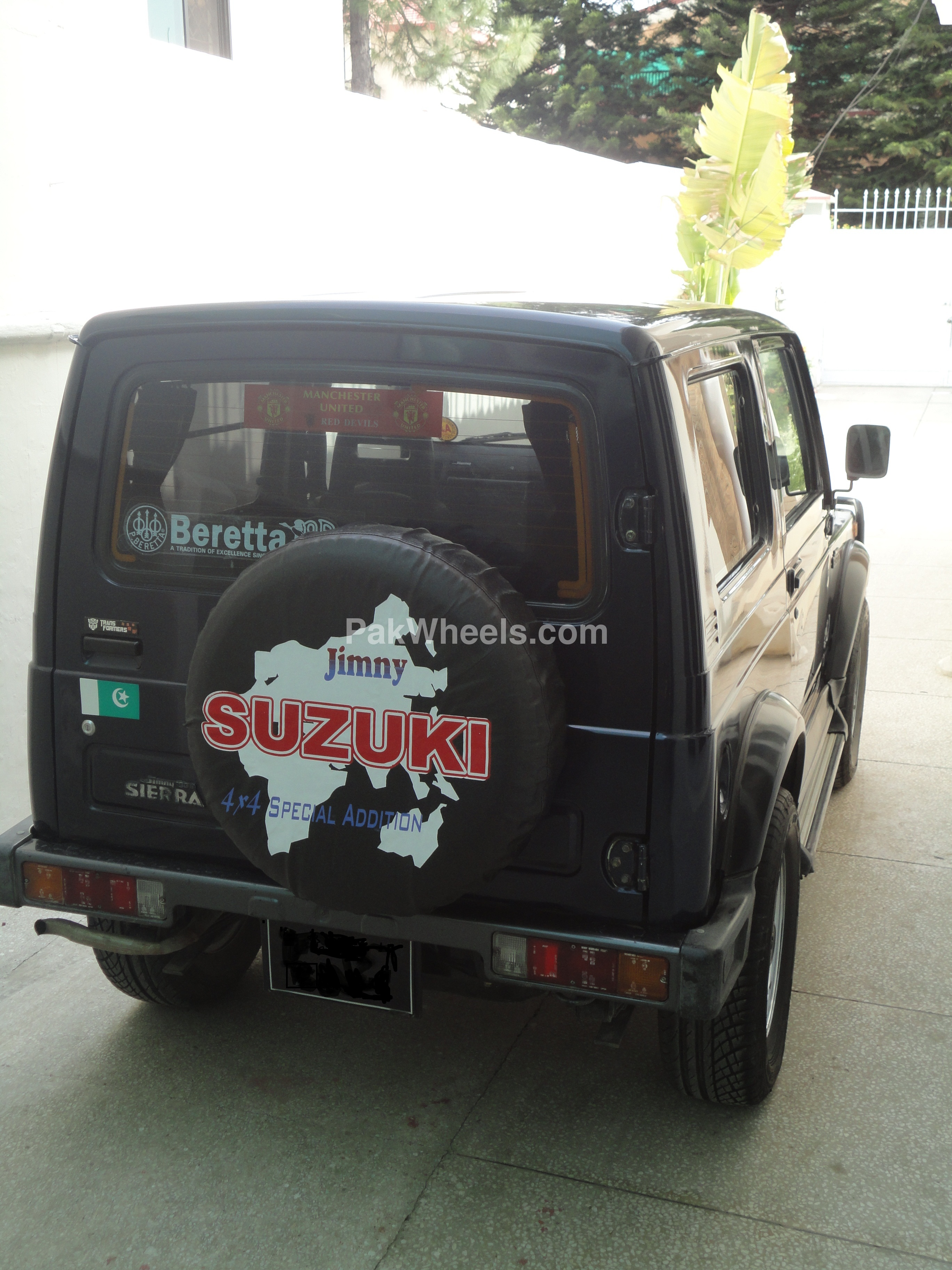 Suzuki Jimny 1994 Image-3