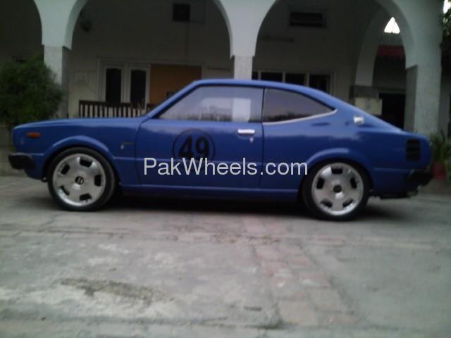 used toyota corolla sr 1976 car for sale in peshawar