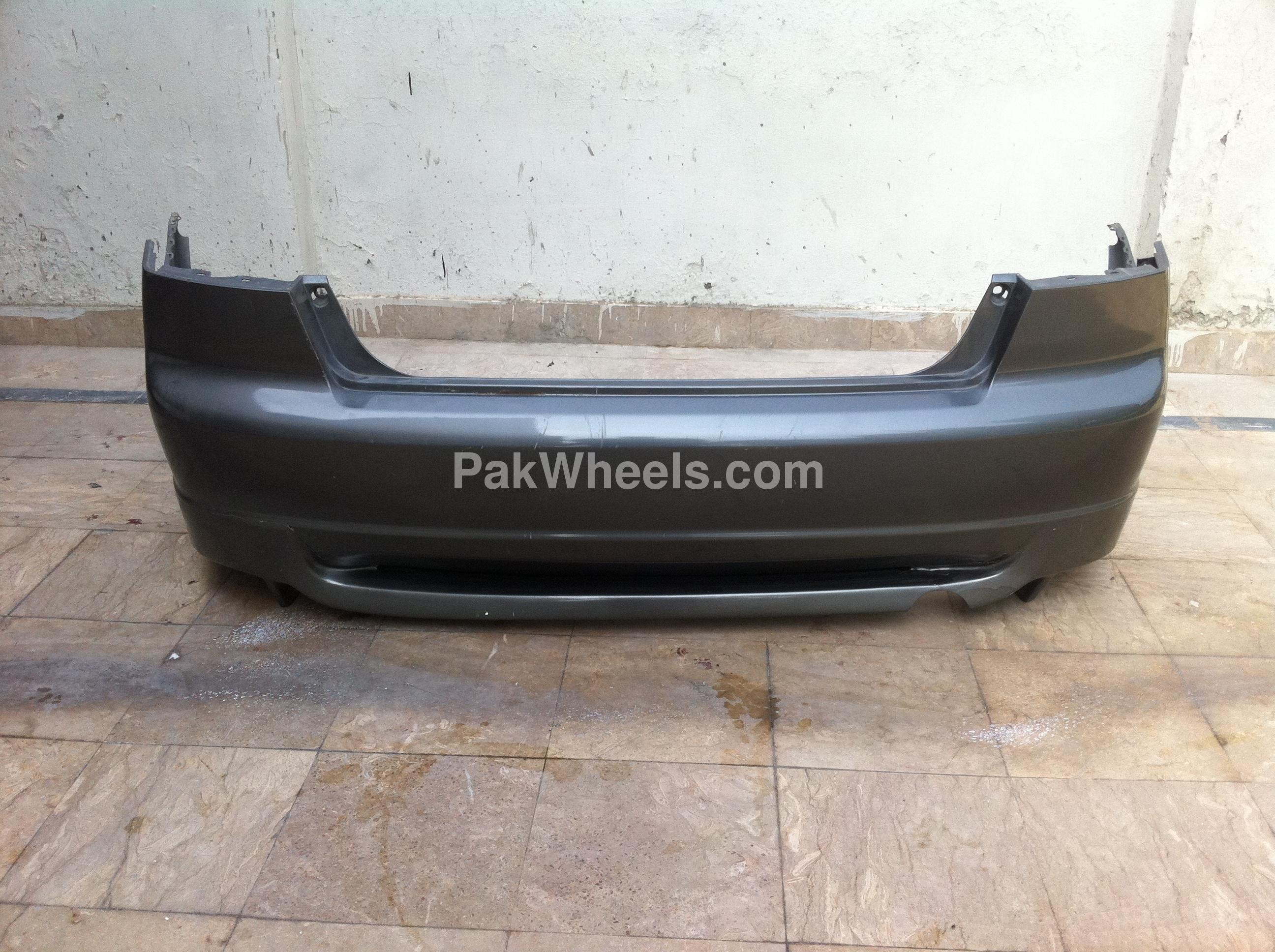 2001 - 2006 Honda CIvic Bodykit Bumper Body KIt Image-3