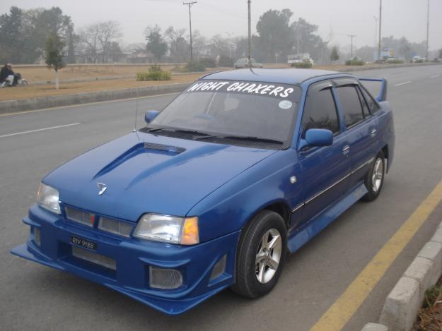 Daewoo Racer - 1996 NiGht ChaXeRz Image-1