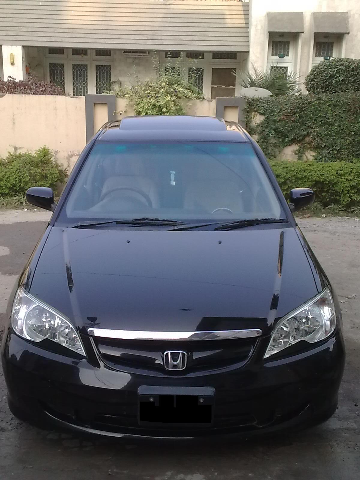 Honda Civic - 2005 eagle eyes Image-1