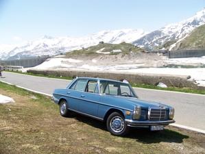Mercedes Benz E Class - 1972
