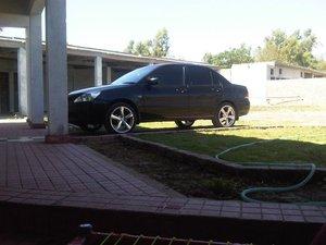 Mitsubishi Lancer - 2007