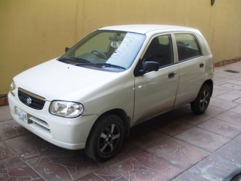 Suzuki Alto 2007 Of Umairshabbir Member Ride 14855