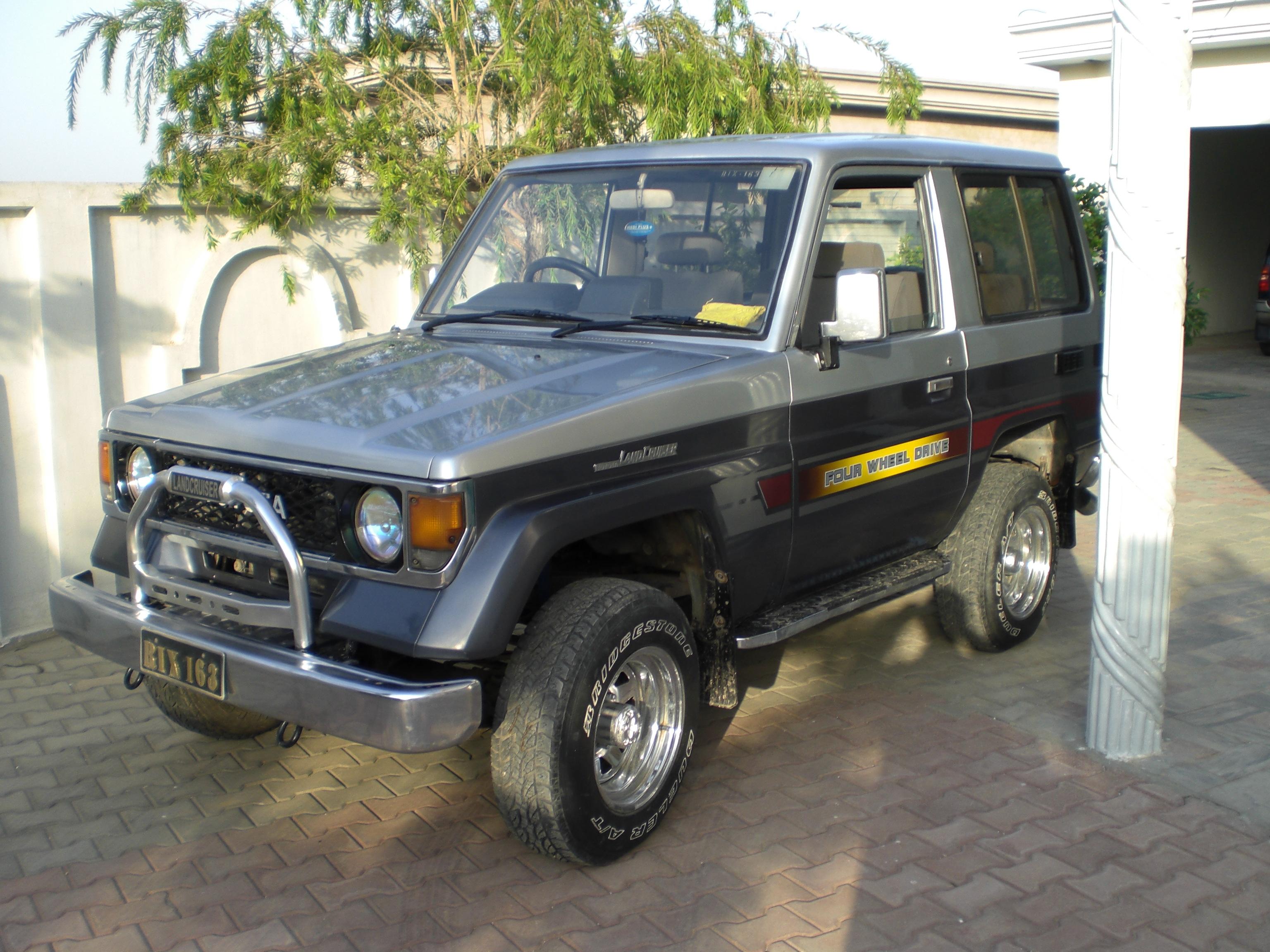 Toyota Land Cruiser 1986 Of Mughalz123 Member Ride 14798