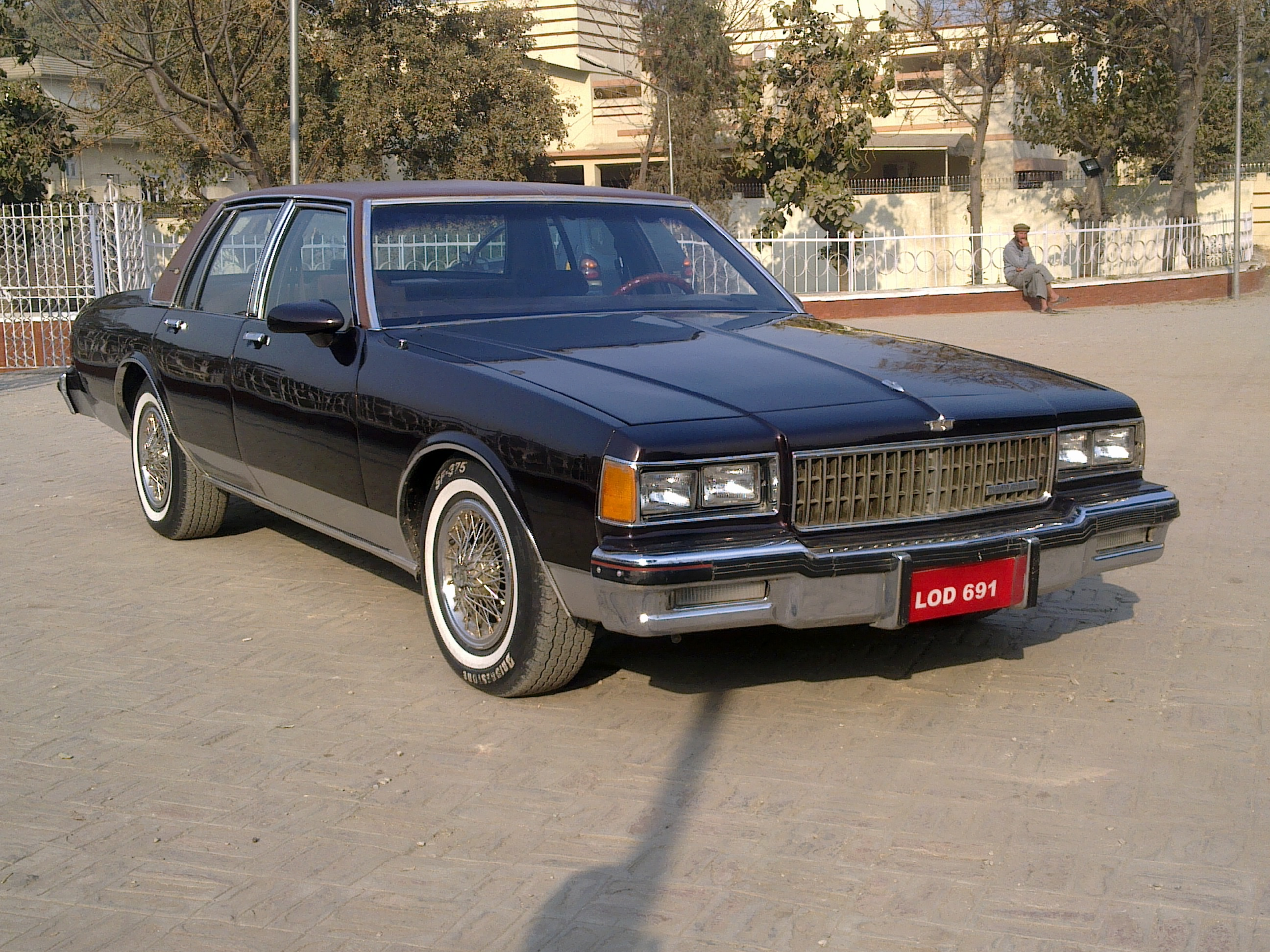 Chevrolet Caprice 1986 Of Imran077 Member Ride 14975