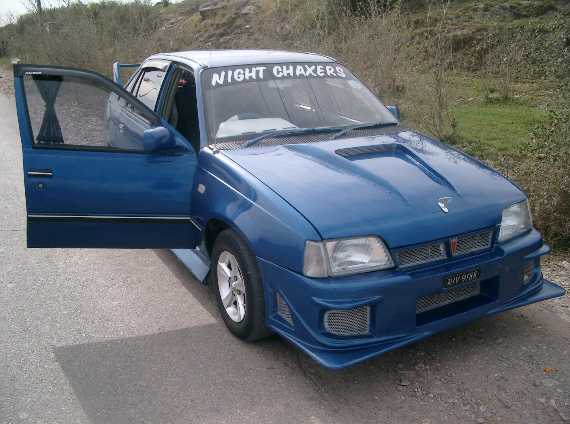 Daewoo Racer 1996 Of Wasi97