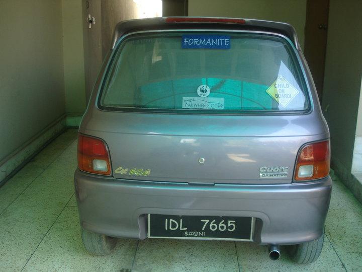 Daihatsu Cuore 2003