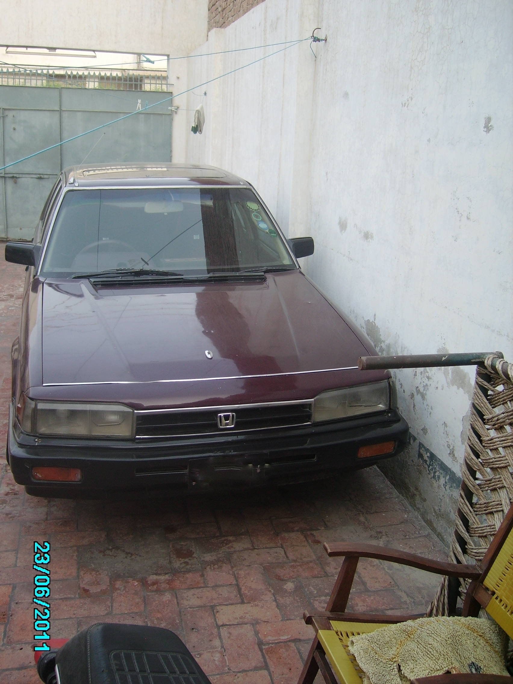 Honda Accord 1985 of Muhammad Shahid - 40088