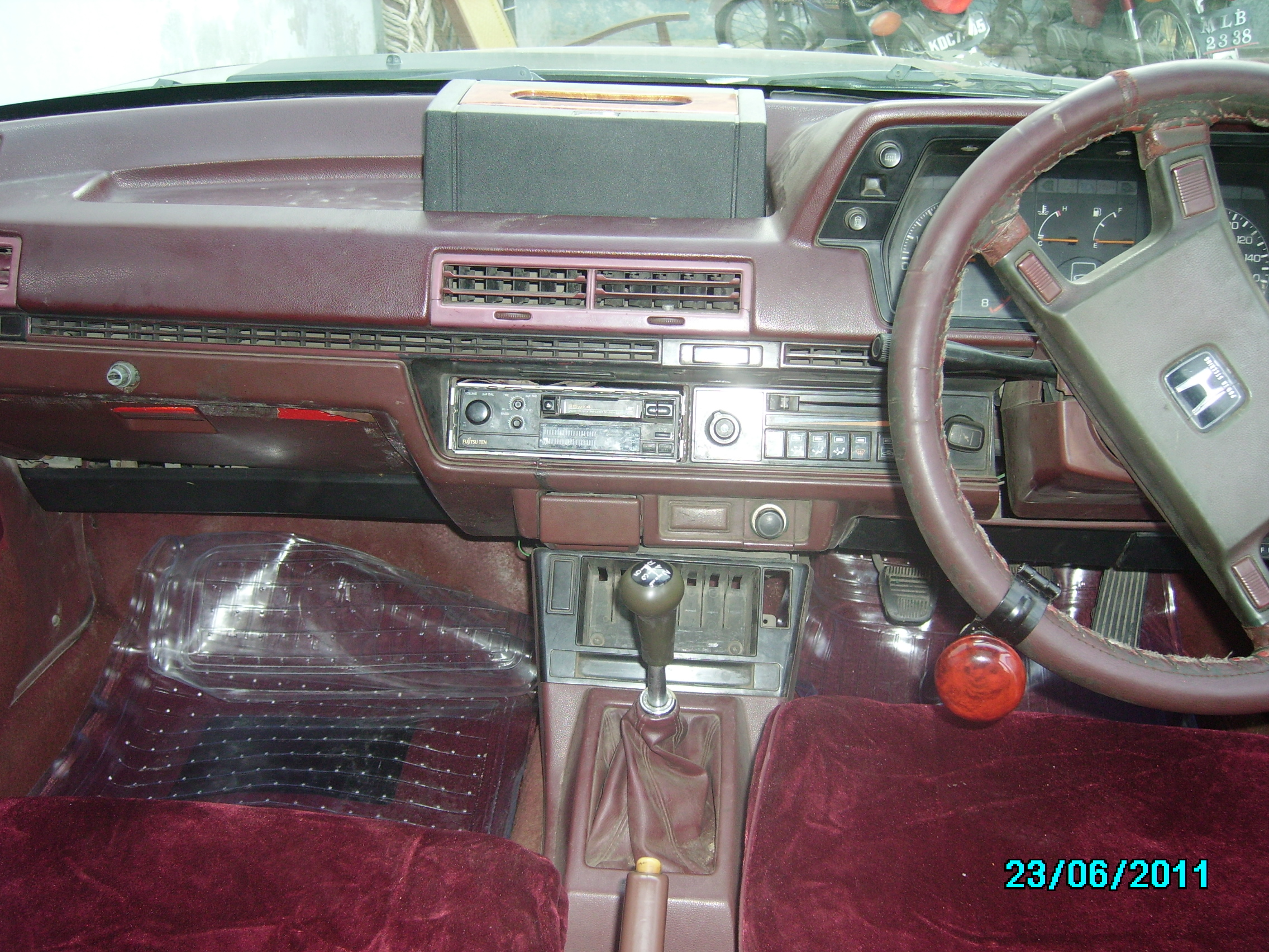 Honda Accord 1985 of Muhammad Shahid - 40091