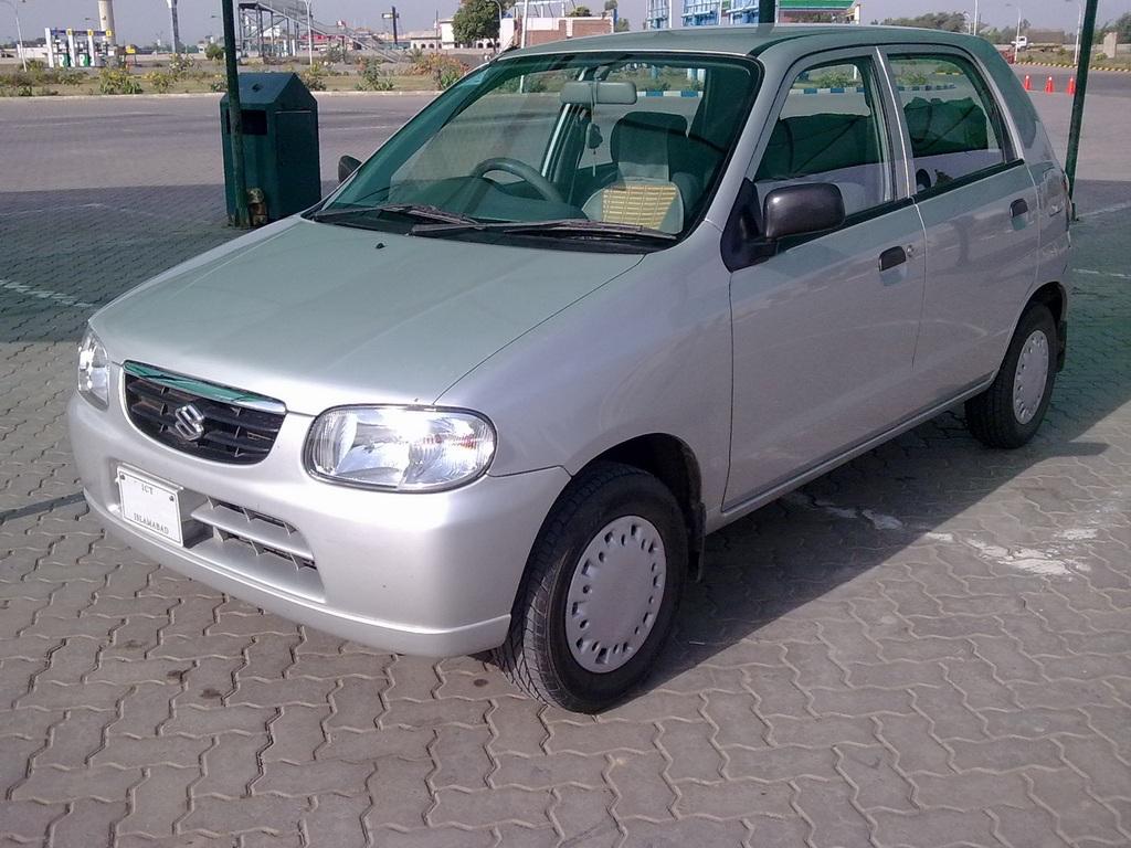 Suzuki Alto - 2005 Second2None Image-1