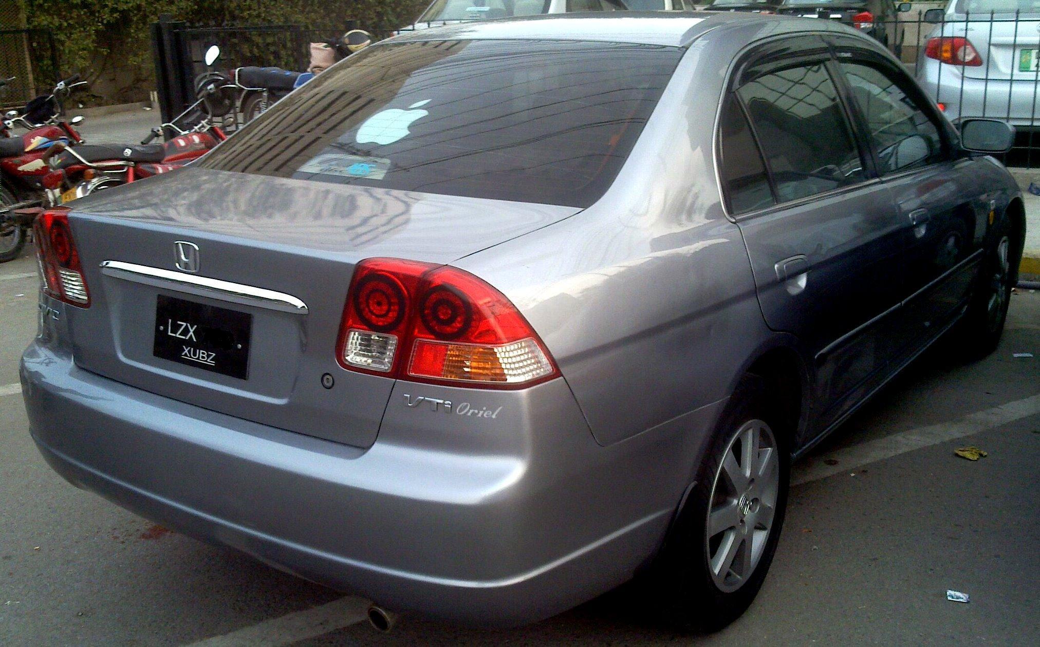 Honda Civic 2005 Of Xubz Member Ride 14890 Pakwheels