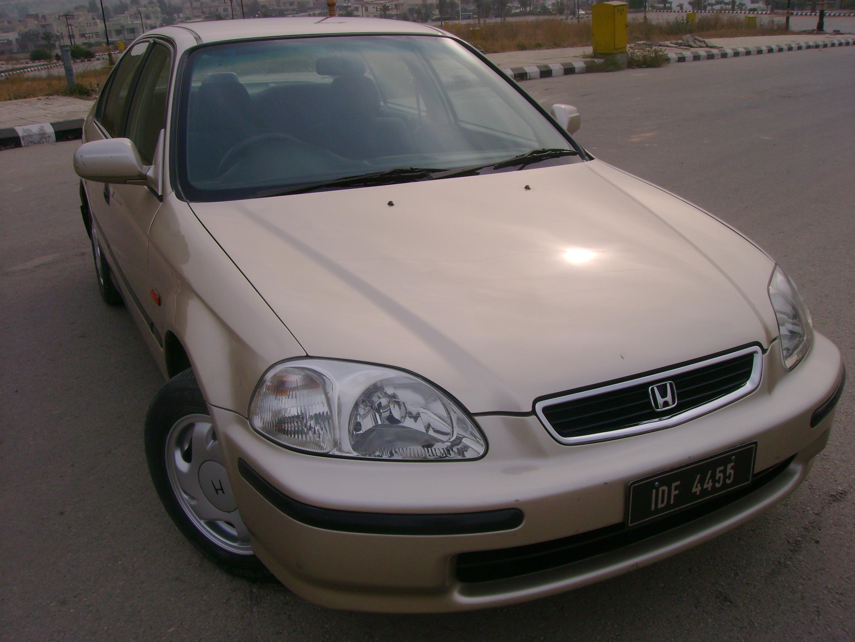 honda civic 1997 of fahad777