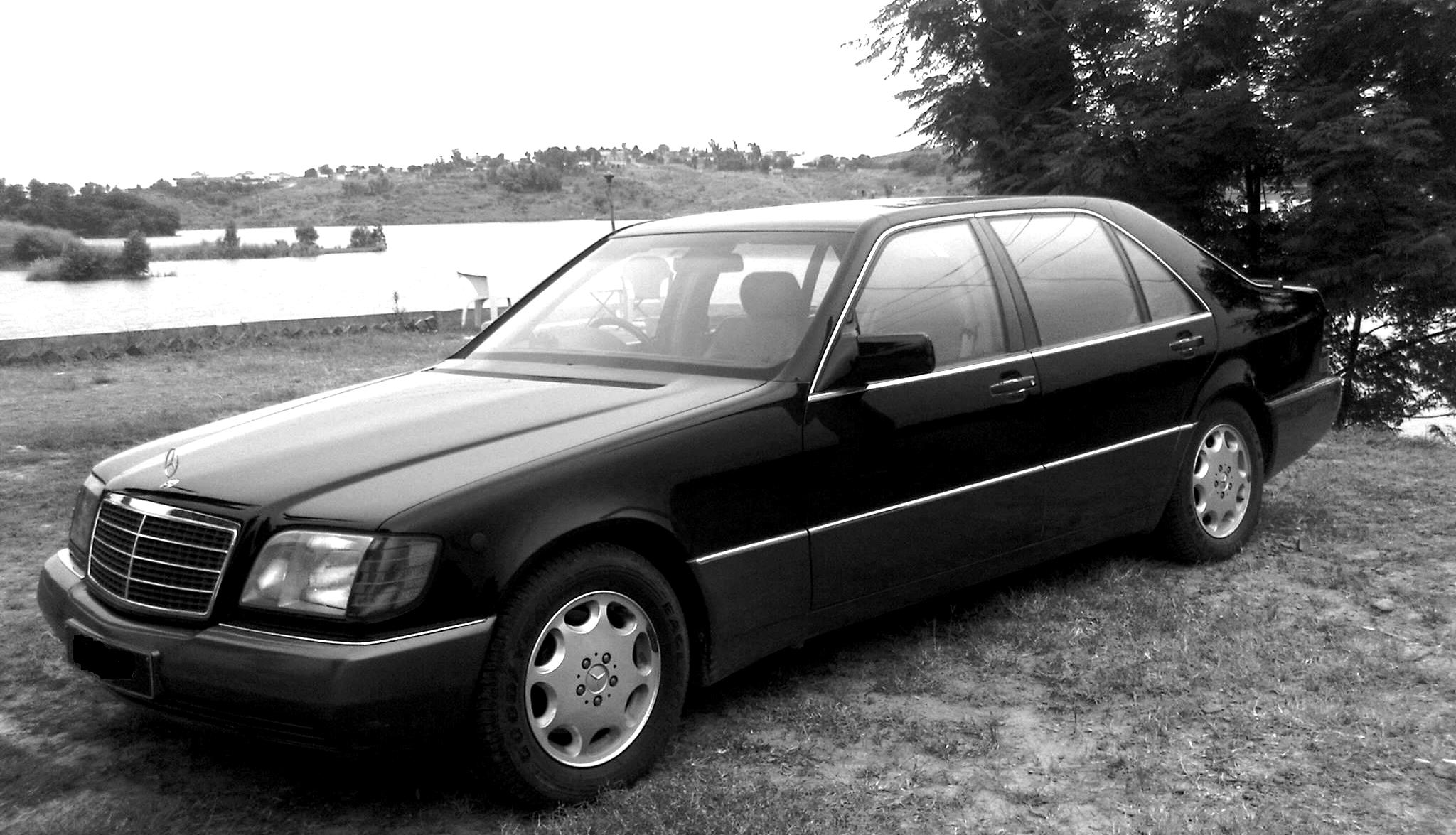 Mercedes Benz Other - 1993 blackbeauty Image-1