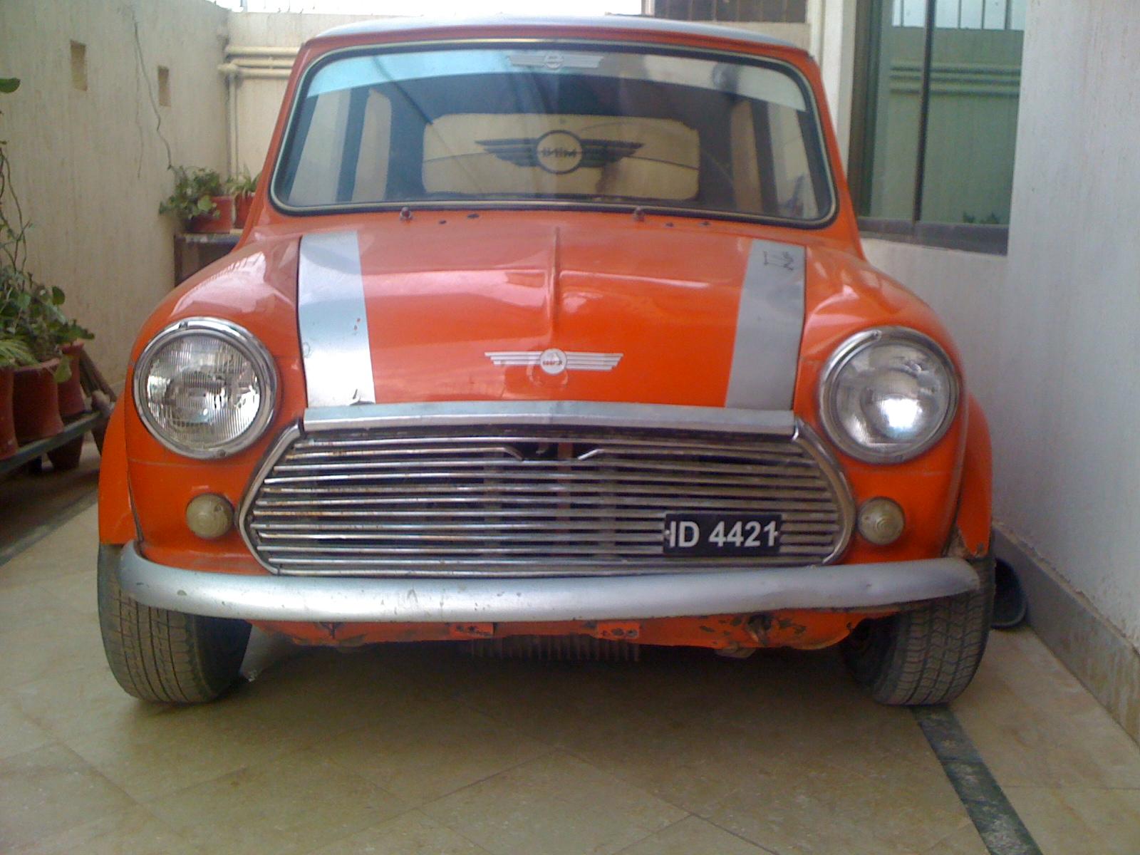 MINI Other - 1964 Austin Mini Image-1