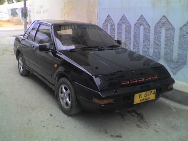 Nissan Pulsar 1985 Of Sunnyaries87 Member Ride 15699