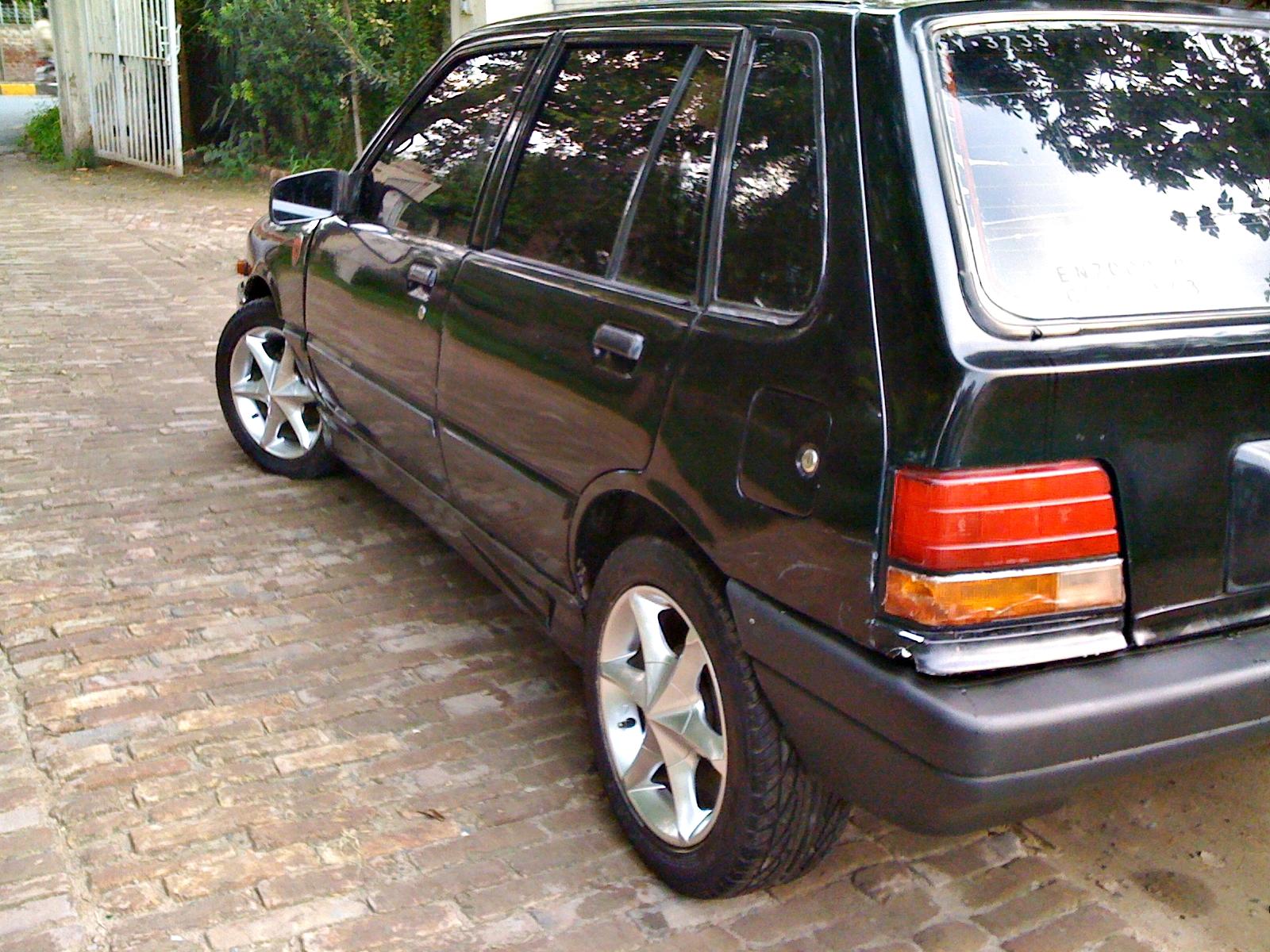 Suzuki Khyber - 1992 kuuzu ...!! Image-1