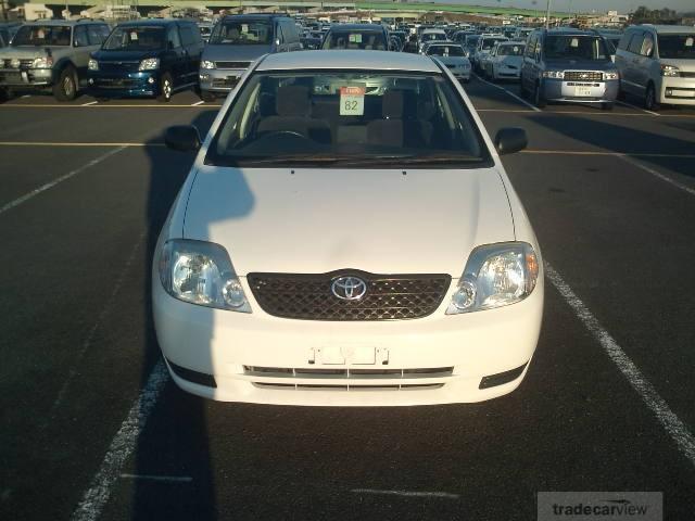 Toyota Corolla - 2002 x assista Image-1