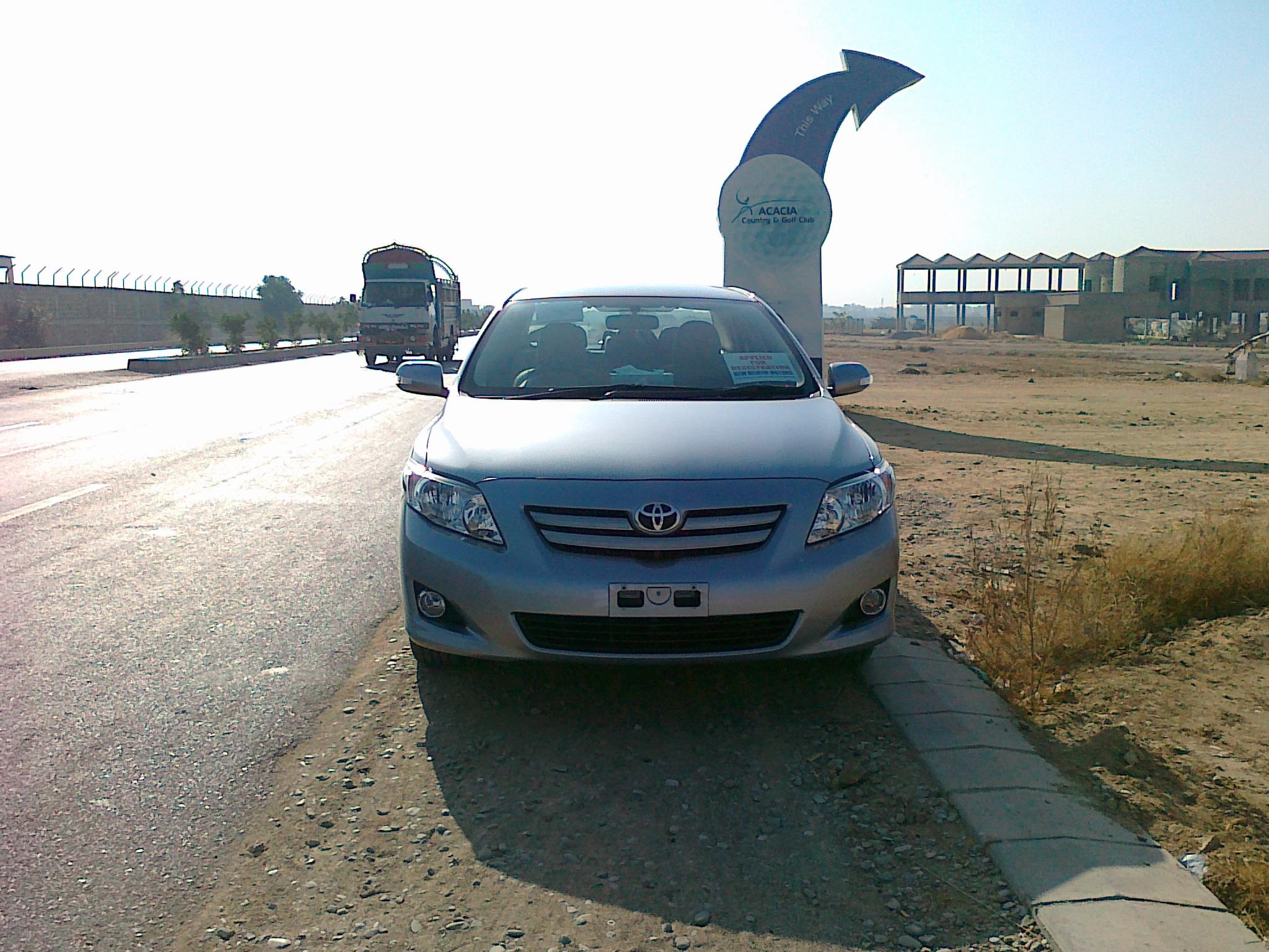 Toyota Corolla - 2011 GLI Image-1
