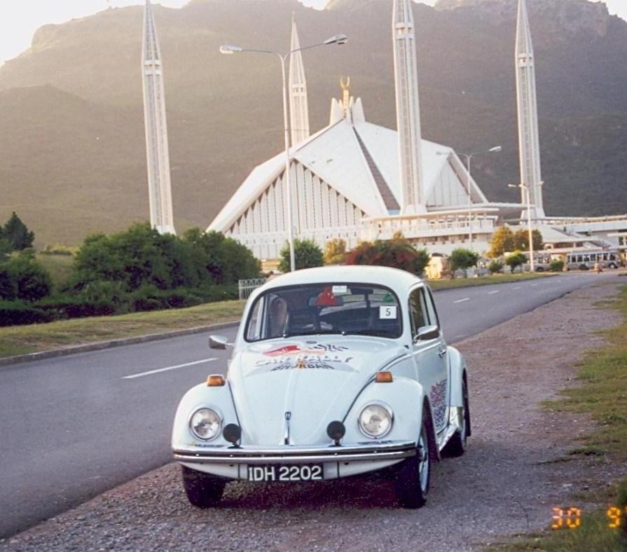 Volkswagen Beetle - 1974 Shazadi Image-1