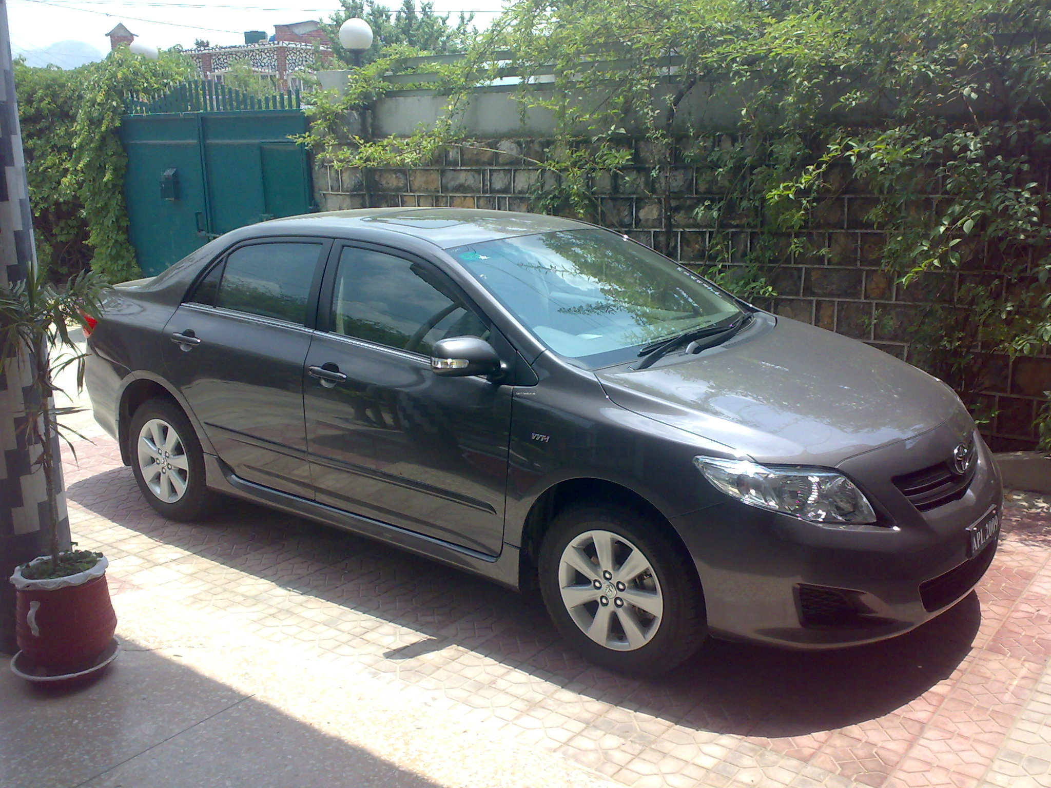 Toyota Corolla Altis Sr 1 8 2009 For Sale In Islamabad