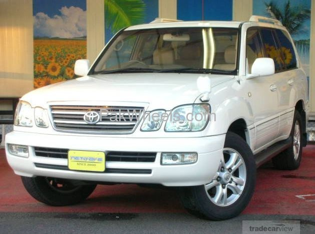 used toyota land cruiser 2003 car for sale in islamabad. Black Bedroom Furniture Sets. Home Design Ideas