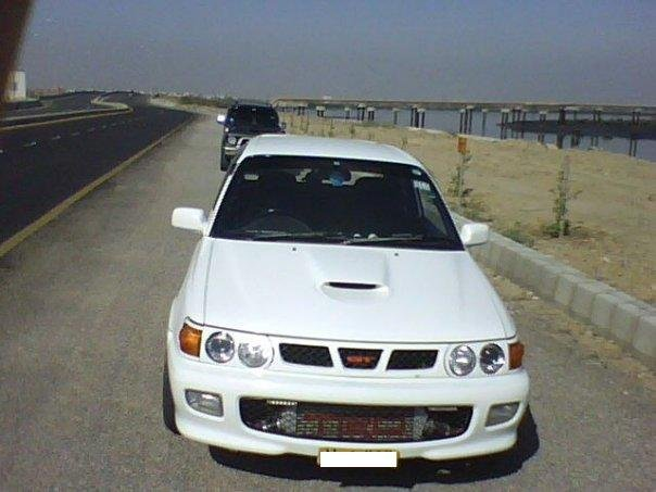 Toyota Starlet - 1995 starlet gt Image-1