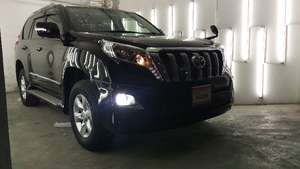 ACCESSORIES & PARTS FOR PRADO FACE-LIFT 2016 SHAPE   in Lahore