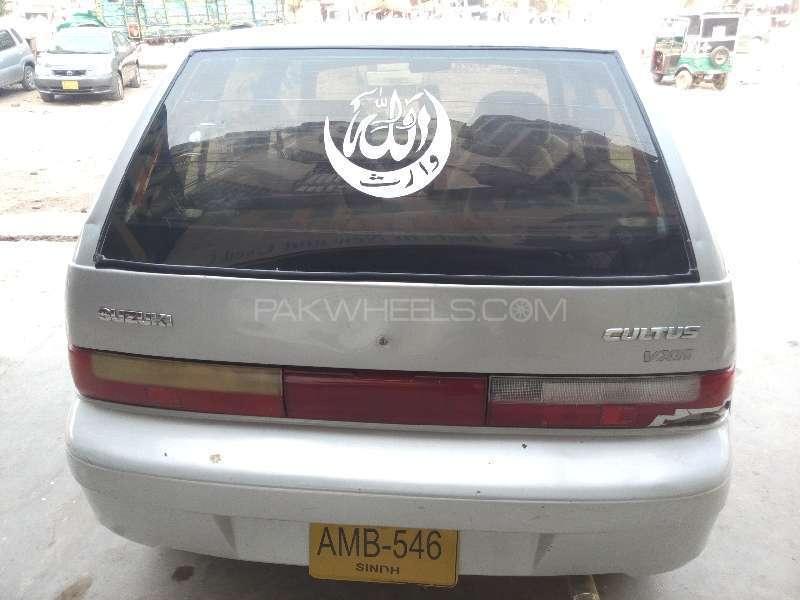 Suzuki Cultus VXR 2006 Image-8