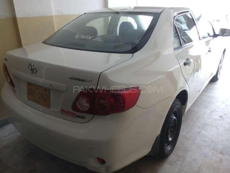 Toyota Corolla 2.0D 2008 Image-7