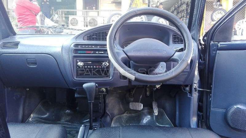 Daihatsu Cuore CX Automatic 2006 Image-5